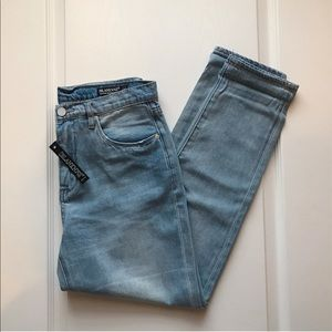 NWT BlankNYC High Rise Tapered Jeans